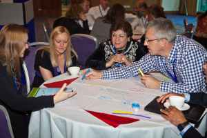 ideasUK conference workshop