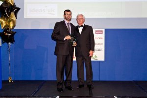 ideasUK Conference 2011 Community Award