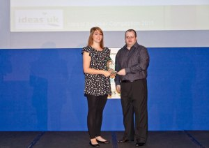 ideasUK Conference 2011 Financial and Accounting Award