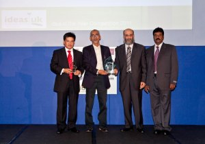 ideasUK Conference 2011 International Award