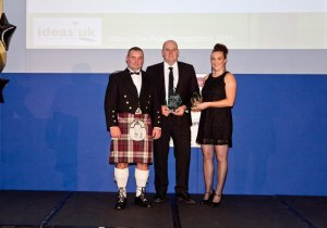 ideasUK Conference 2011 Private Sector Award