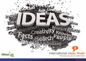 Ideas Week Poster